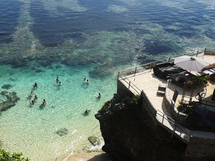 Blue Point Beach - Uluwatu - Plages