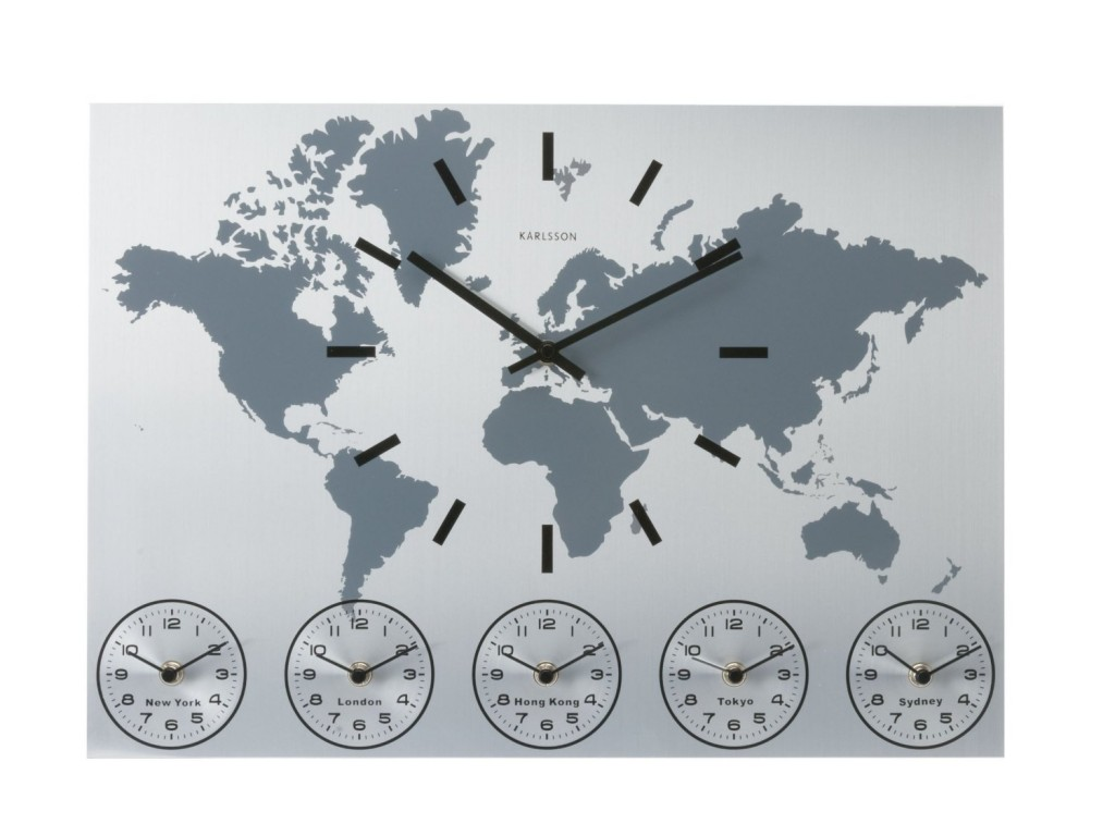 horloge - preparer son voyage - pratique