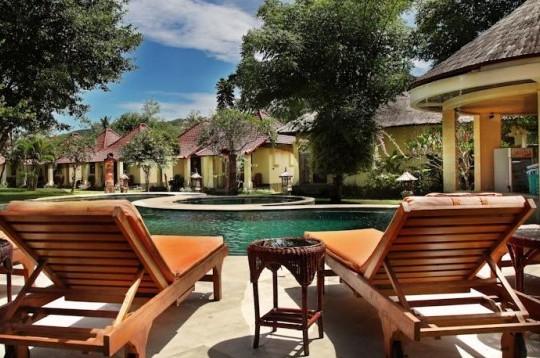 Puri Rinjani Bungalows Lombok