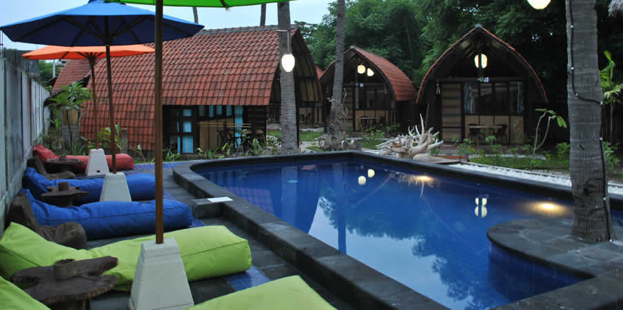 Woodstock hotel - Gili