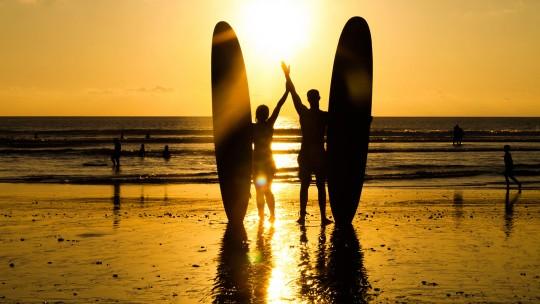Surf - Activités - Canggu