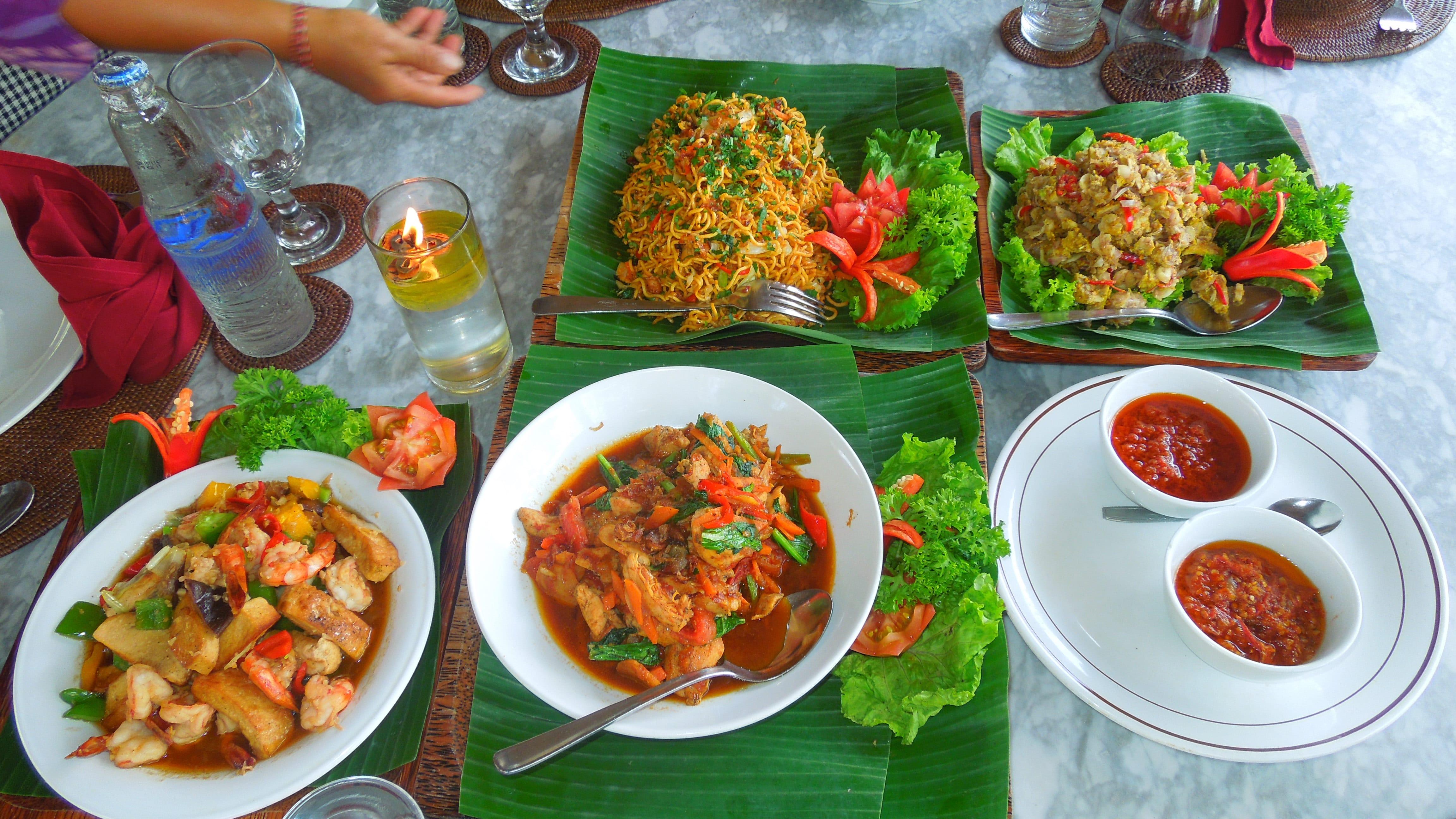 Cours De Cuisine à Ubud Balifr Guide De Voyage - Cuisine balinaise