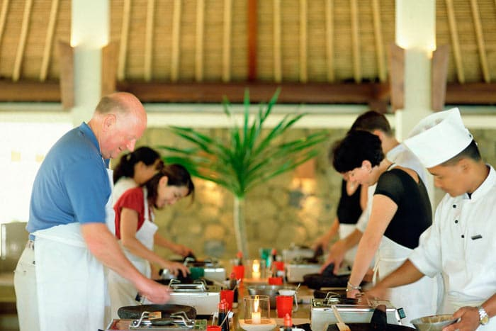 Cours de cuisine - Semyniak