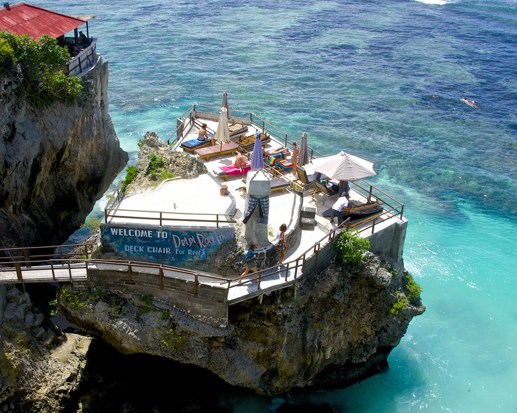 Delpi Rock Lounge - bars cafés - Uluwatu