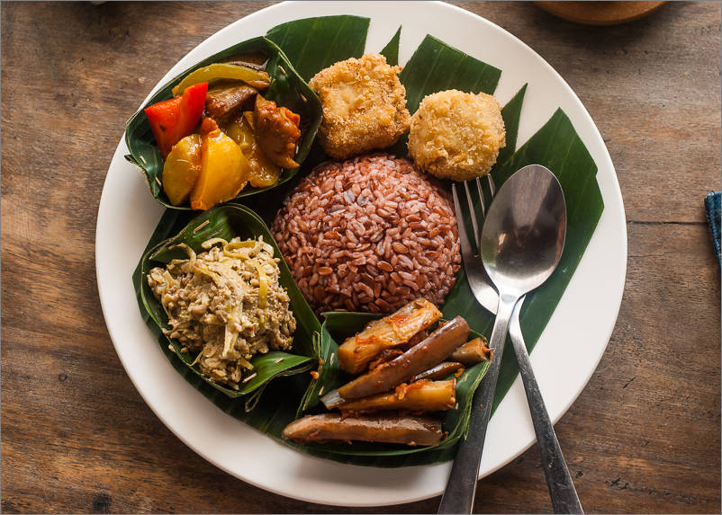 Fair warung balé - Ubud - Les restaurants d'Ubud