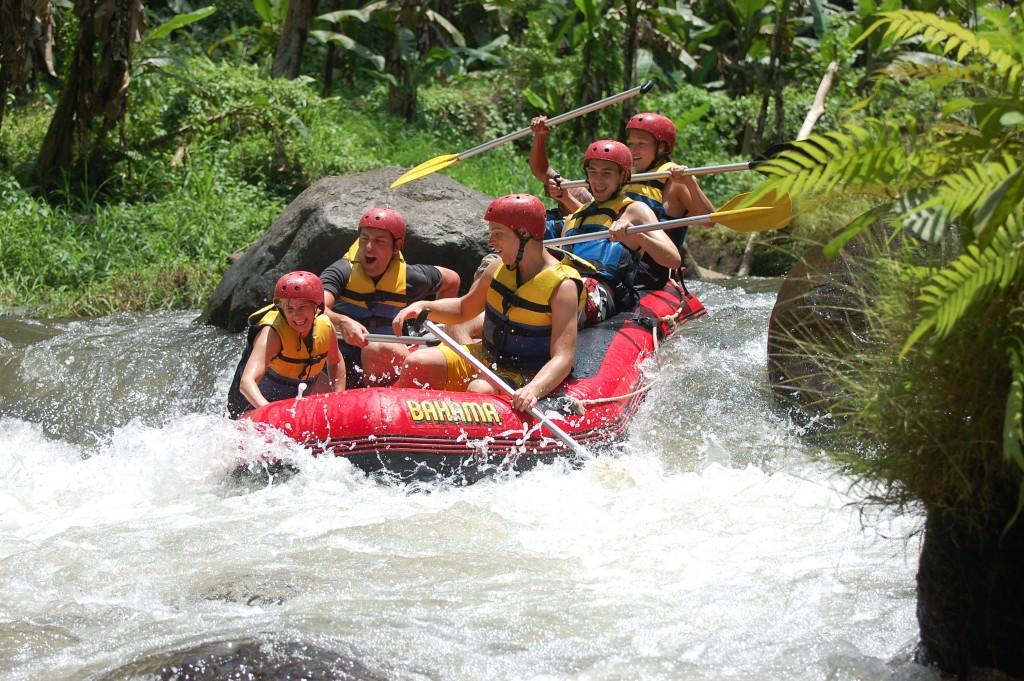 Rafting Ubud - Ubud