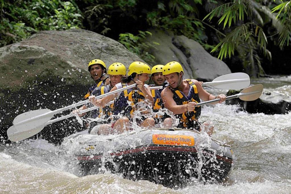 Rafting Ubud - Ubudd