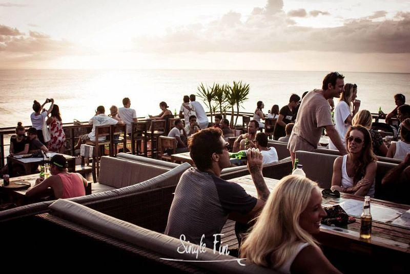 Single fin - Restaurant - Uluwatu
