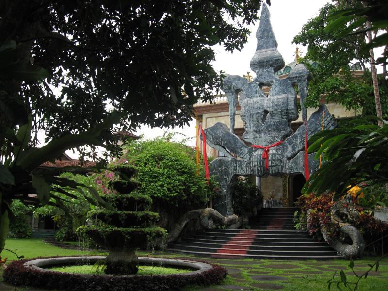 The blanco Museum - Les musées d'Ubud - Ubud