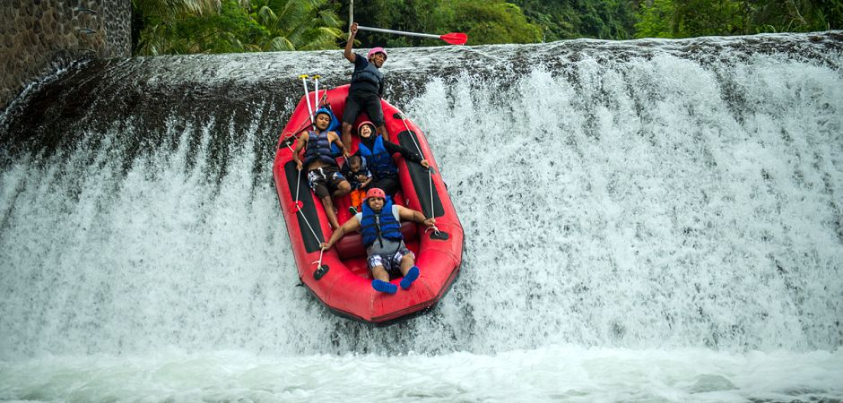 Ubud rafting adventure - Ubud