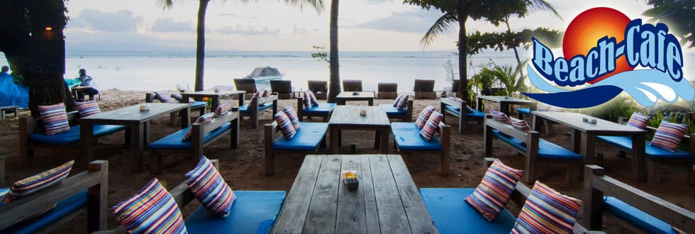 Beach café - Bars Sanur