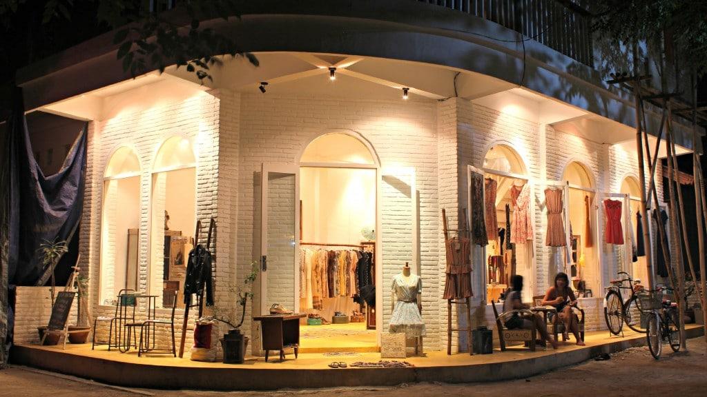Casa Vintage - Shopping à Gili