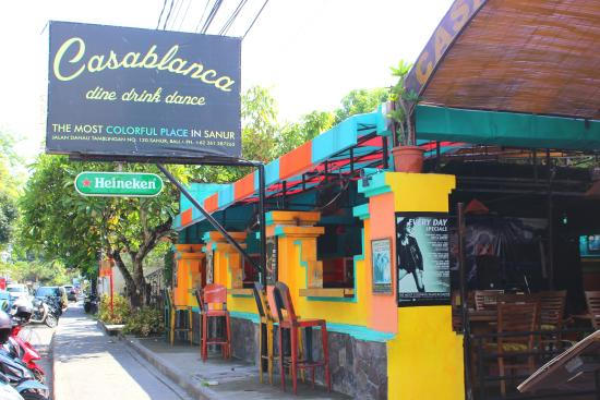 Casablanca - Bars Sanur