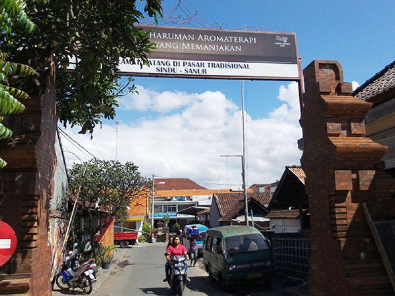 Market à Sanur - Marchés à Sanur