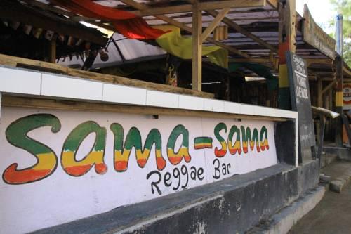 Sama Sama - bars clubs à Gili