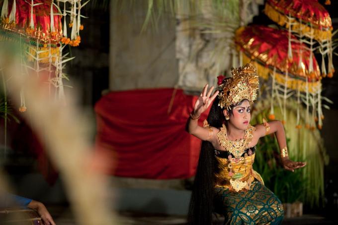 Kupu kupu - Sorties culturelles - Nusa Dua