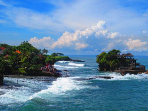 Shanti Travel - voyage à Bali - Tanah Lot
