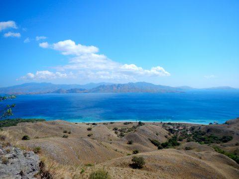 Shanti Travel - voyage à Komodo - Padar Island