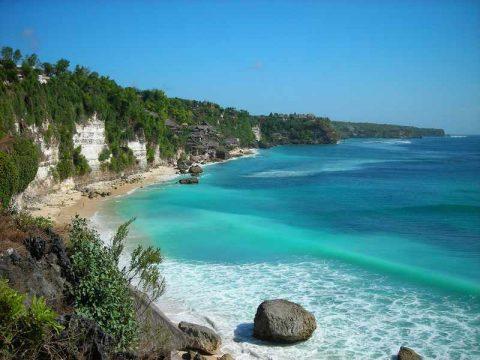 La région Sud de Bali est la plus fréquentée pour ses plages et sa vie nocturne. (Crédit photo : www.bali-premium.com)