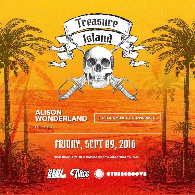 L'événement musical promet une soirée mémorable sur la plage balinaise. (Crédit photo : allevents.in)