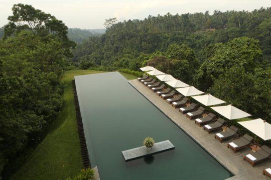 piscines d'hôtels