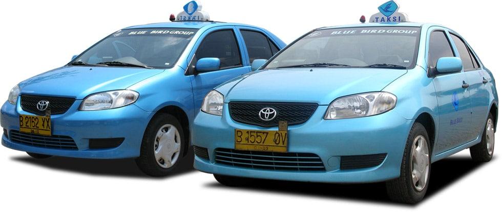 Blue Bird Taxi