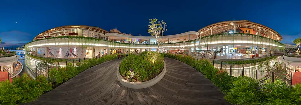 Centre commercial - shopping - kuta
