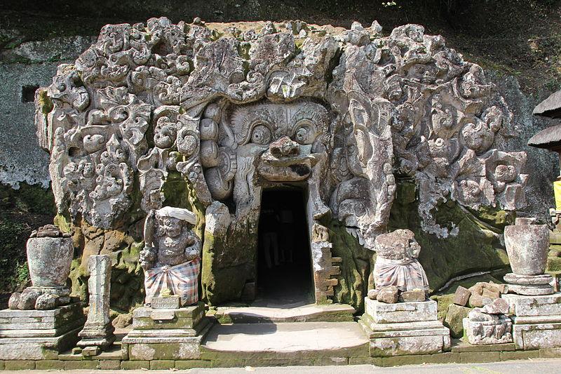 Goa Gadja - Ubud