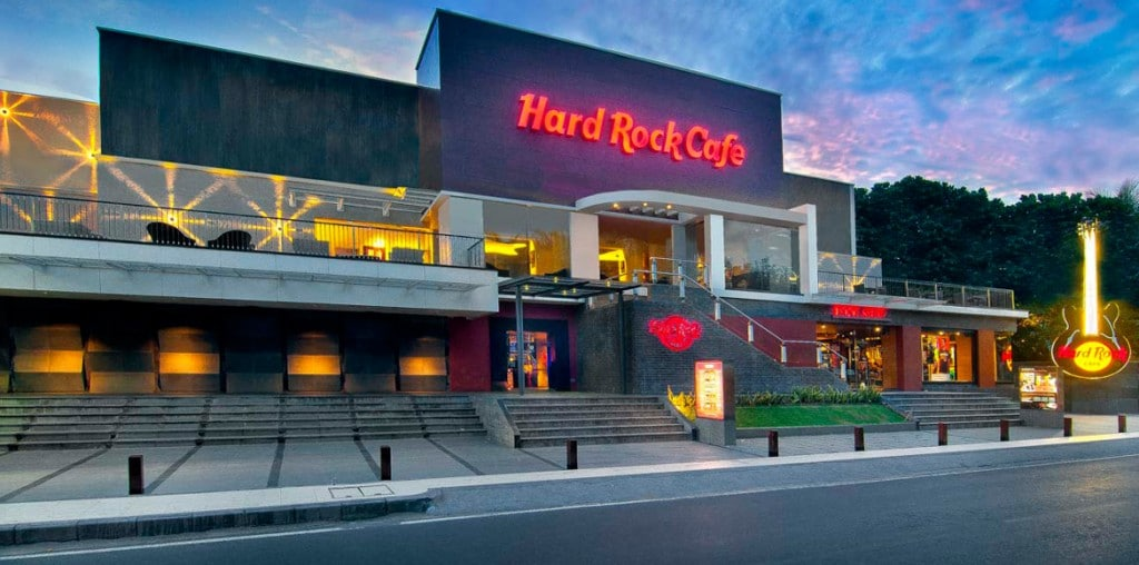 Hard Rock café - Kuta - Restaurants