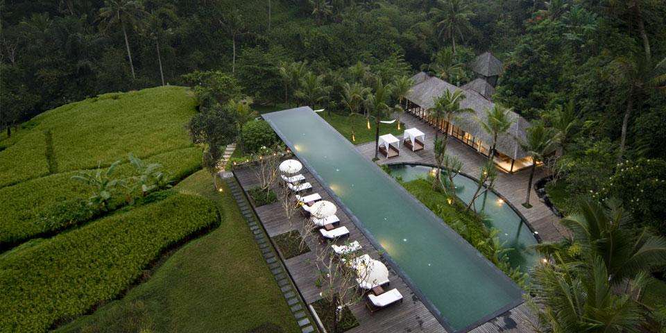 Komaneka Bali Ubud - Hotel