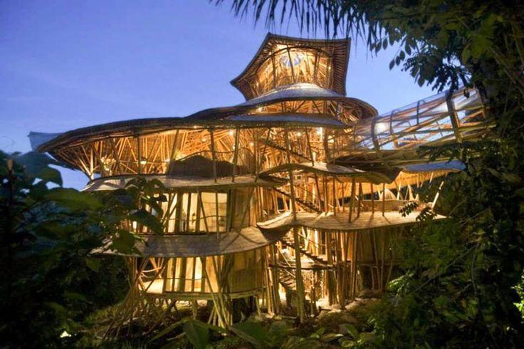Sharma Springs - hôtels insolites - Ubud