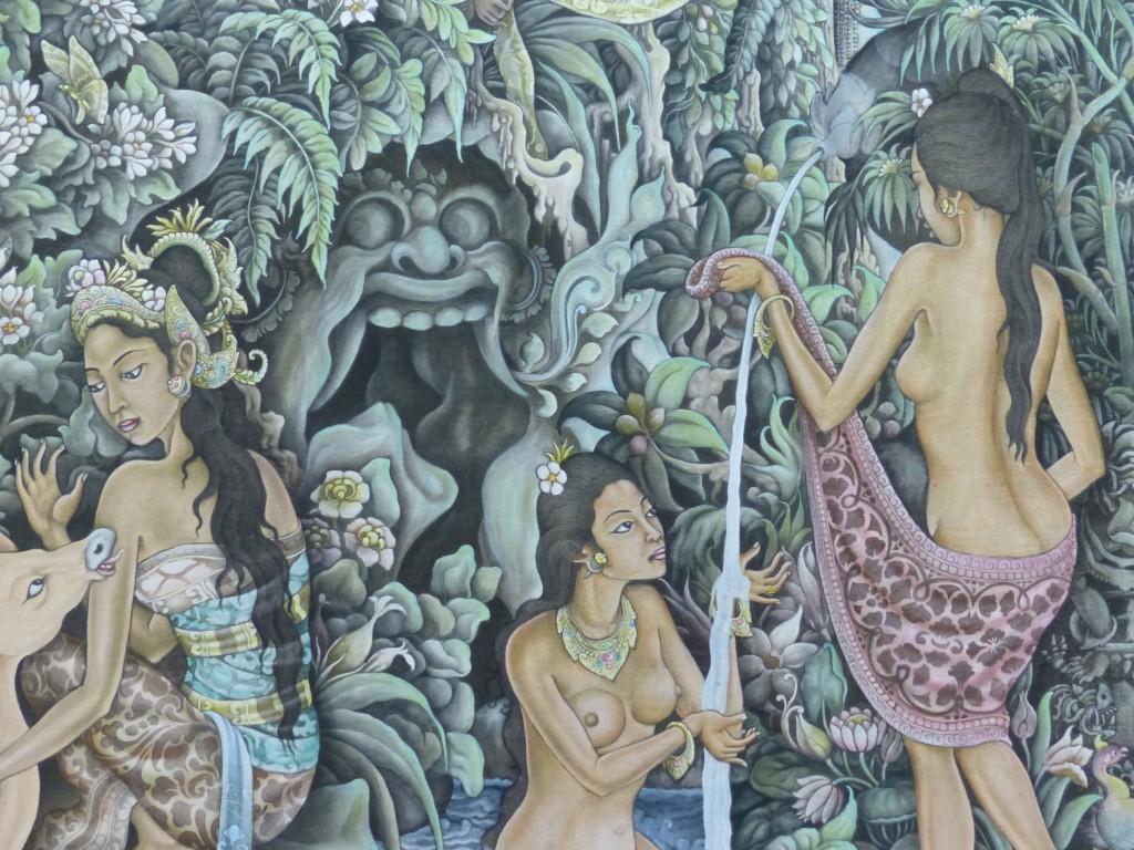 Tableau - Top 10 activités à Bali - Ubud