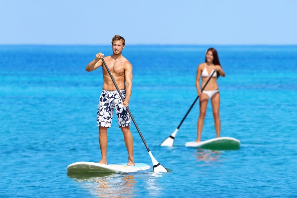 stand-up-paddle - Canggu