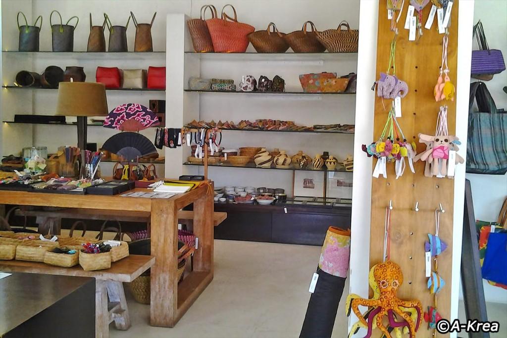 A krea - Shopping à Sanur