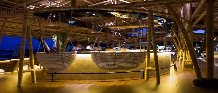 Bamboo bar - Bar Sanur