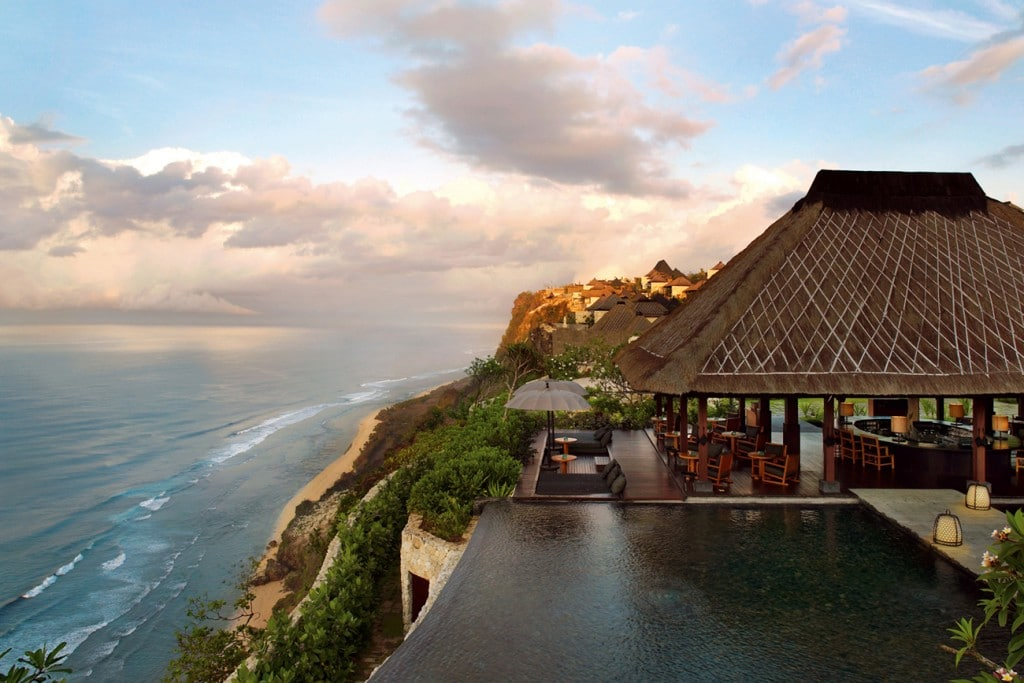 Bulgari hotels - Spa Uluwatu