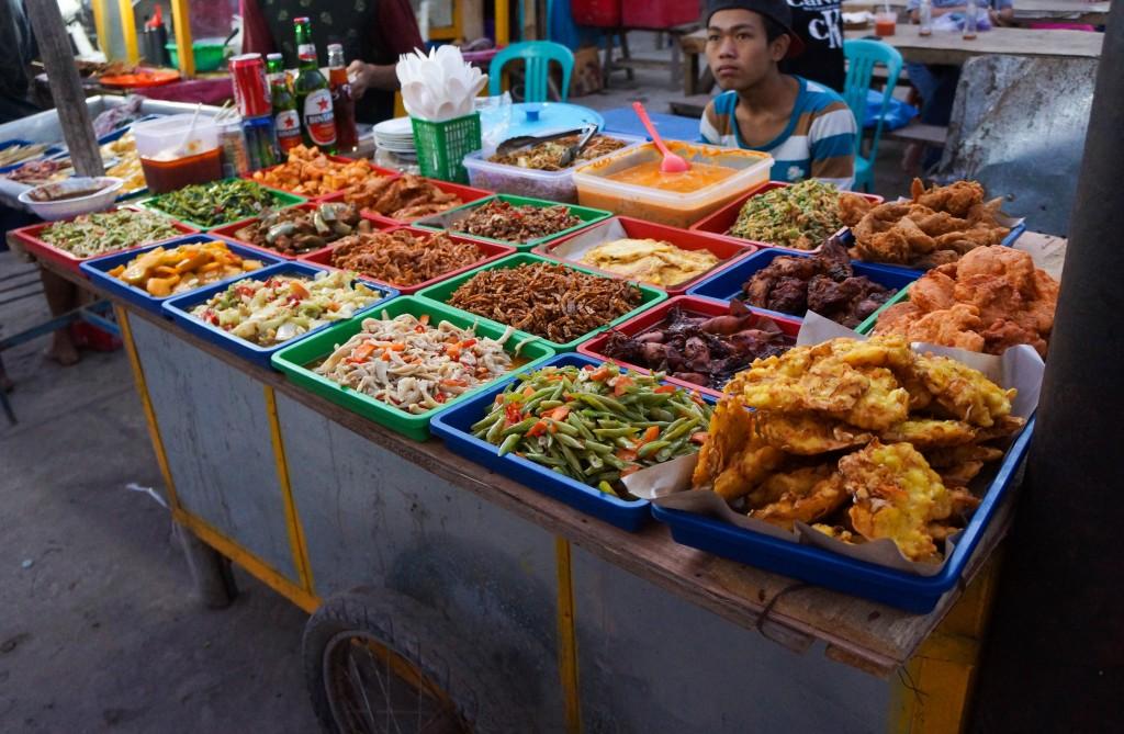 Night Market - Gili