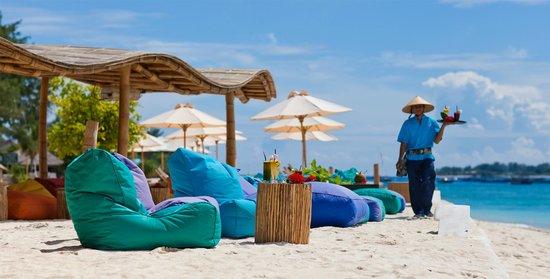 Pearl Beach Lounge - Restaurants à Gili