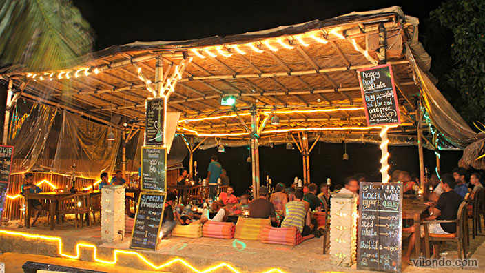 Rudy's - Bars Club Gili