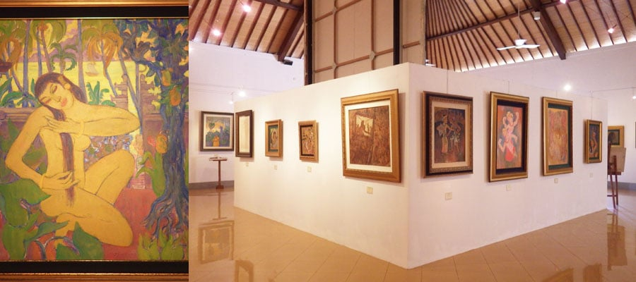 Museum Pasifika - Nusa Dua