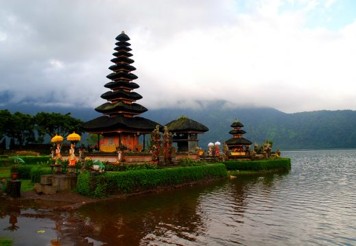 Shanti Travel - voyage à Bali - Ulun Danu Temple