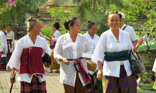 Shanti Travel - voyage à Bali - population
