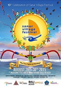 Le Sanur Village Festival réunit chaque année depuis plus de 10 ans des artistes, compétiteurs et artisans de tous horizons, pour le plus grand bonheur des foules de visiteurs. (Crédit photo : sanurvillagefestival.com)