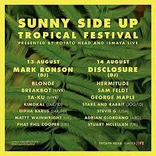 La programmation du festival Sunny Side Up promet une expérience musicale inoubliable. (Crédit photo : www.sunnysideupfest.com)